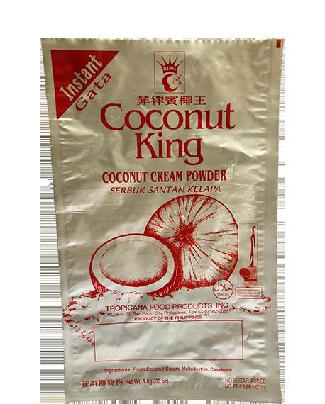 Coconut King Cream Powder 1kg