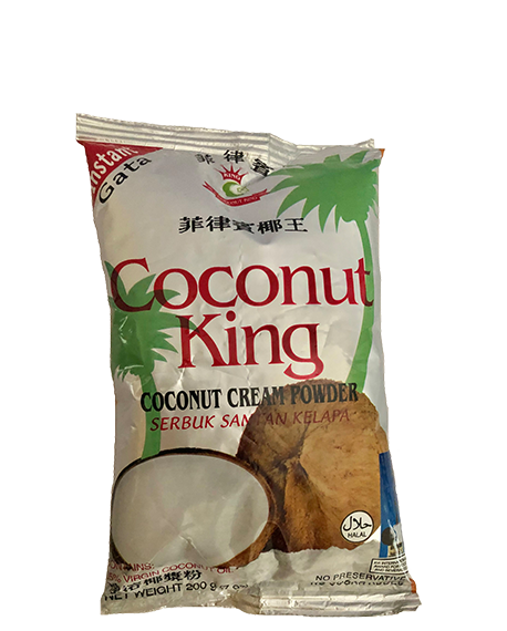Coconut King Cream Powder 200g