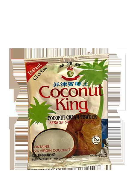 Coconut King Cream Powder 50g