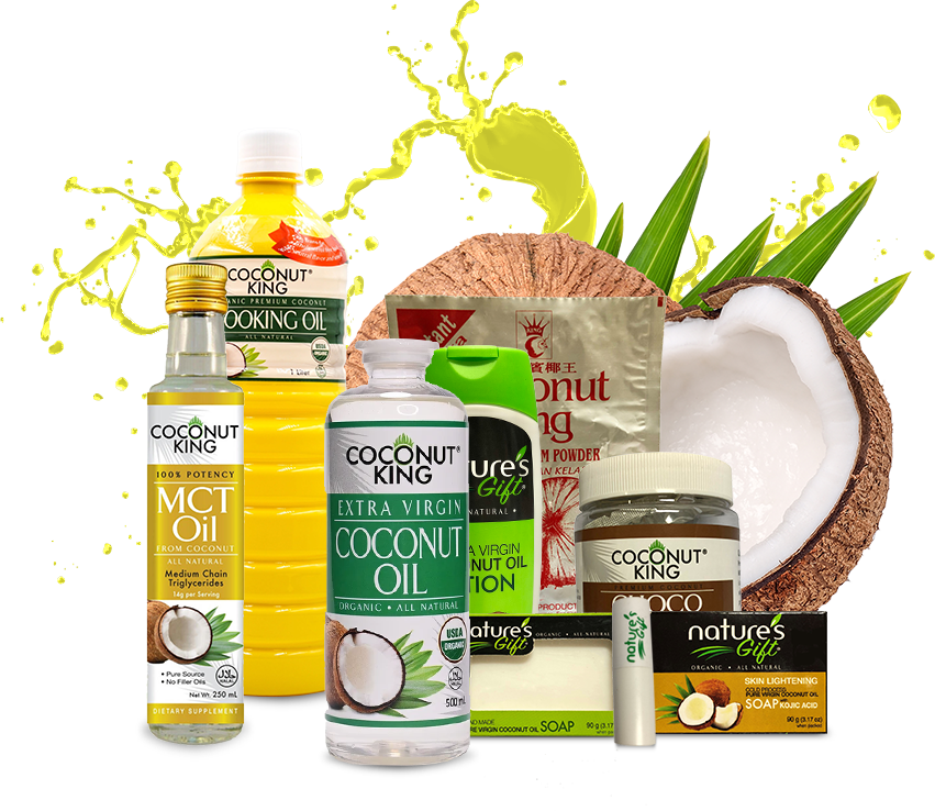 Coconut King Products